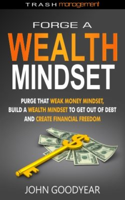 Forge A Wealth Mindset - Book by John Goodyear