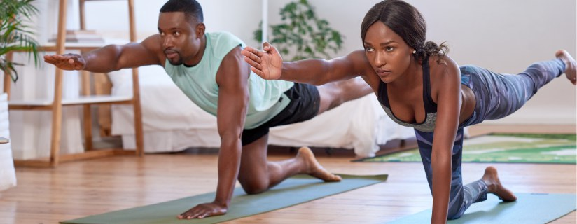 Maintain Physical Fitness During A Stay At Home Event - LifeOnyx